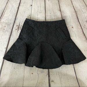 LF Angel Biba Miniskirt Size 6 NWT